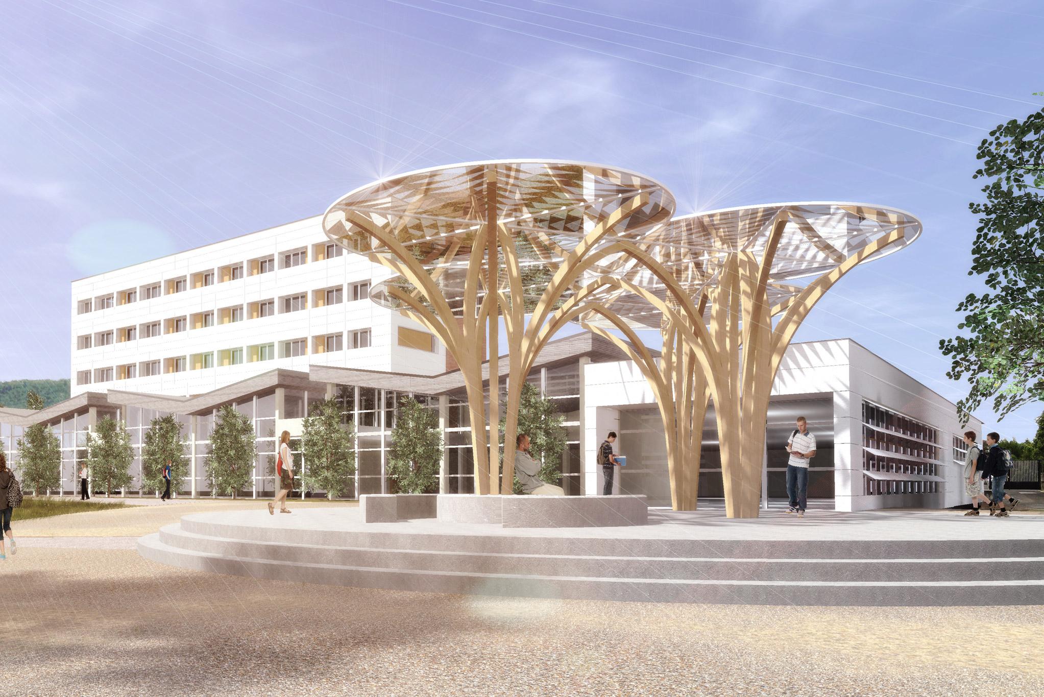 Architecte Le Puy En Velay portrait d'architectes : berger granier - calq magazine