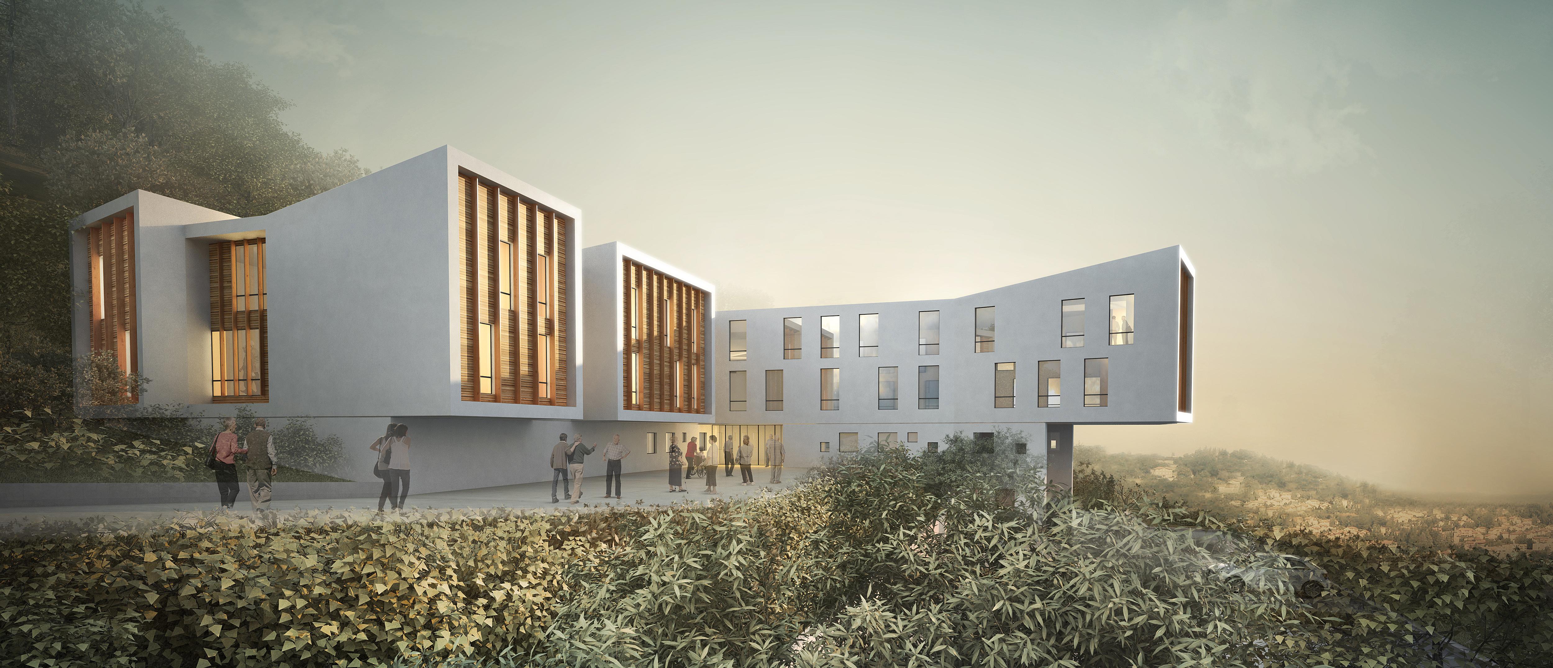 Architecte Le Puy En Velay architecture archives - calq magazine